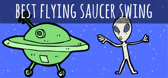 Best Flying Saucer Swing