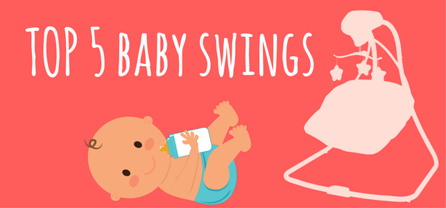 TOP 5 baby swings featured image