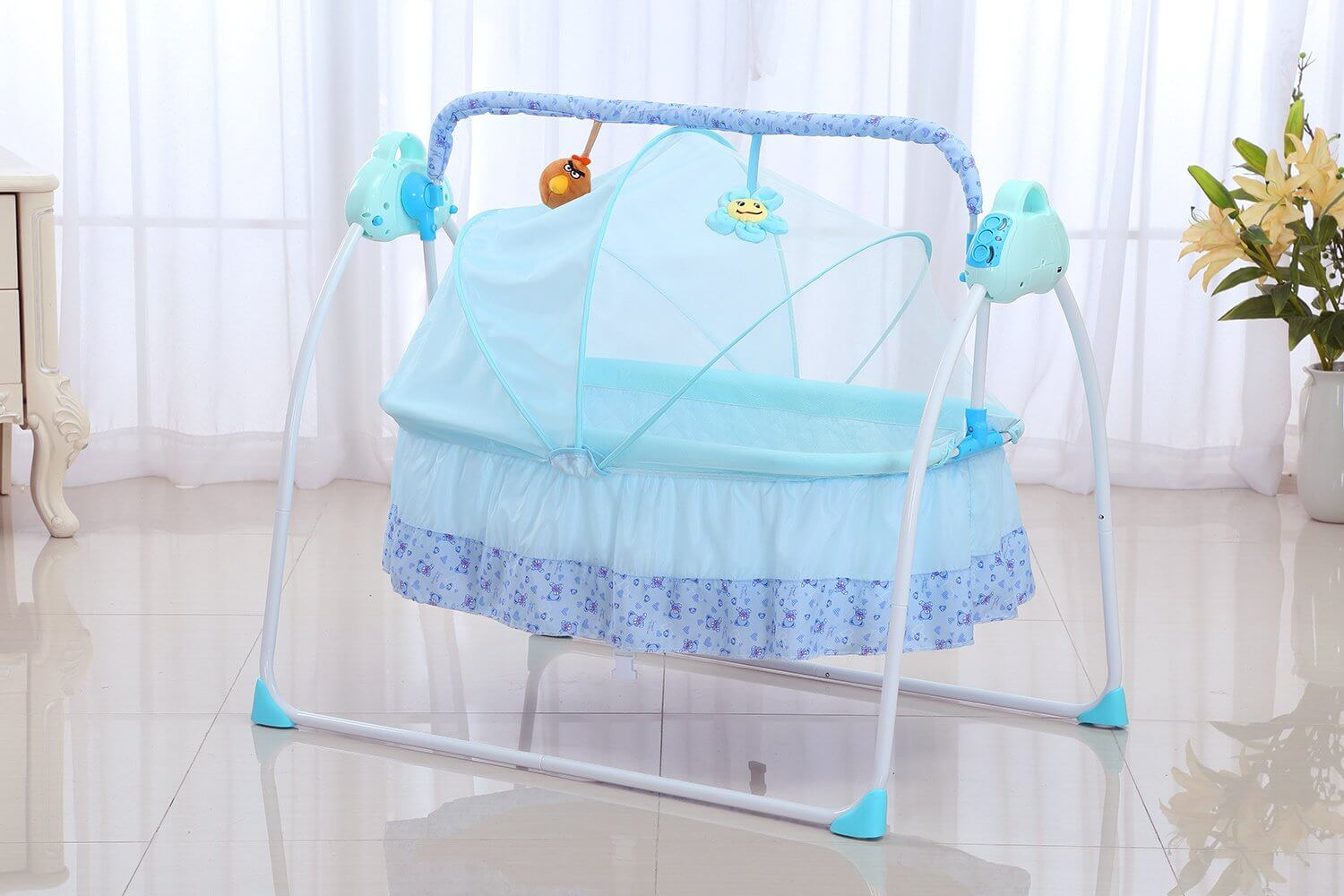 Baby Cradle Swing Review